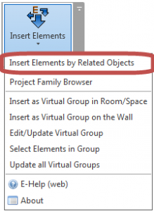 Insert Elements Features