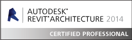Certified Revit 2014 Professional