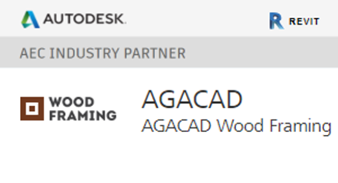 AGACAD becomes Autodesk AEC Industry Partner for Wood Framing