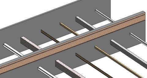 Easy create openings where ducts, pipes, cable trays, conduits intersect walls, floors, roofs, ceilings, beams or columns in Revit model