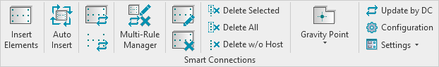 Smart Connections toolbar