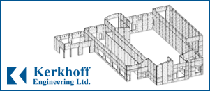 Kerkhoff Engineering continues to find ever more advantages in AGACAD's Precast suite