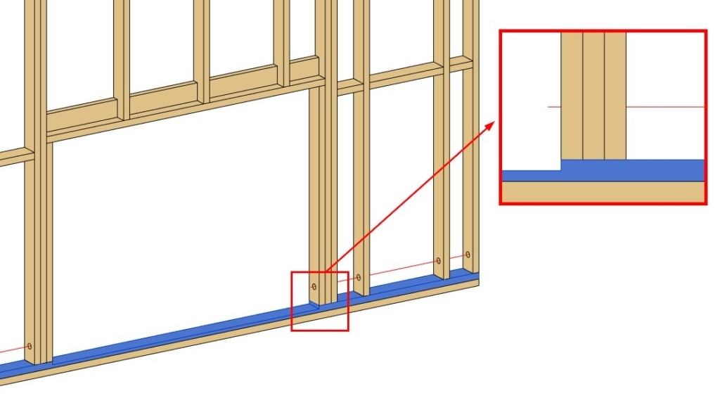 Bottom Plate cut by additional Void in Revit