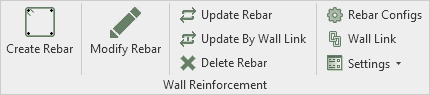AGACAD Wall Reinforcement tool for Revit
