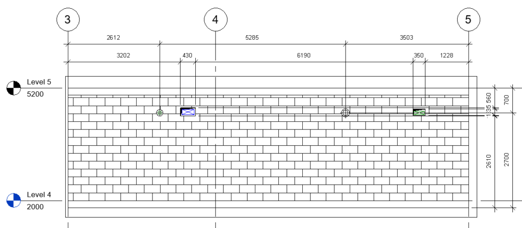 Measure openings in Revit automatically with AGACAD